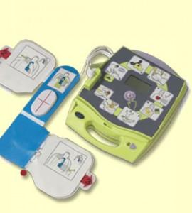 Hjertestarter Zoll AED Plus med CPR-D Padz